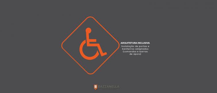 Arquitetura inclusiva permite avanço social em residenciais